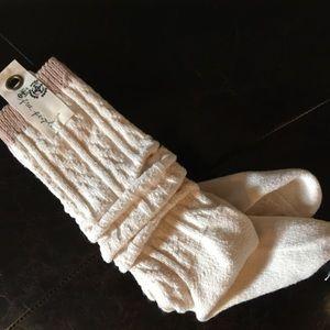 Free People Slouchy Socks